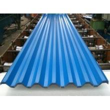 PPGI Material para techos, Hoja de techos