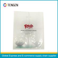 Die-Cut Plastic Punch Handle Packaging Bag