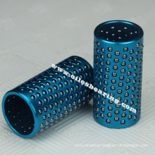 Blue Ball Cages POM Material,6-8018-82 Ball Retainer,Ball Cages Guide Bushing
