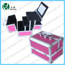 Косметический чемодан для путешествий с тележкой (HX-C109)