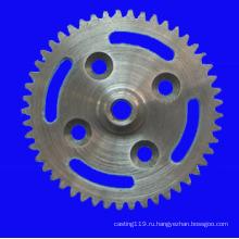 инвестиции стальных отливок мотор запчасть