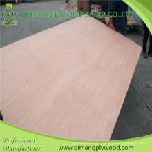 3mm 5mm 9mm 12mm 15mm 18mm Bintangor Plywood with Bbcc Grade