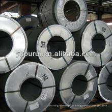 Bobines en tôle d'acier galvanisées