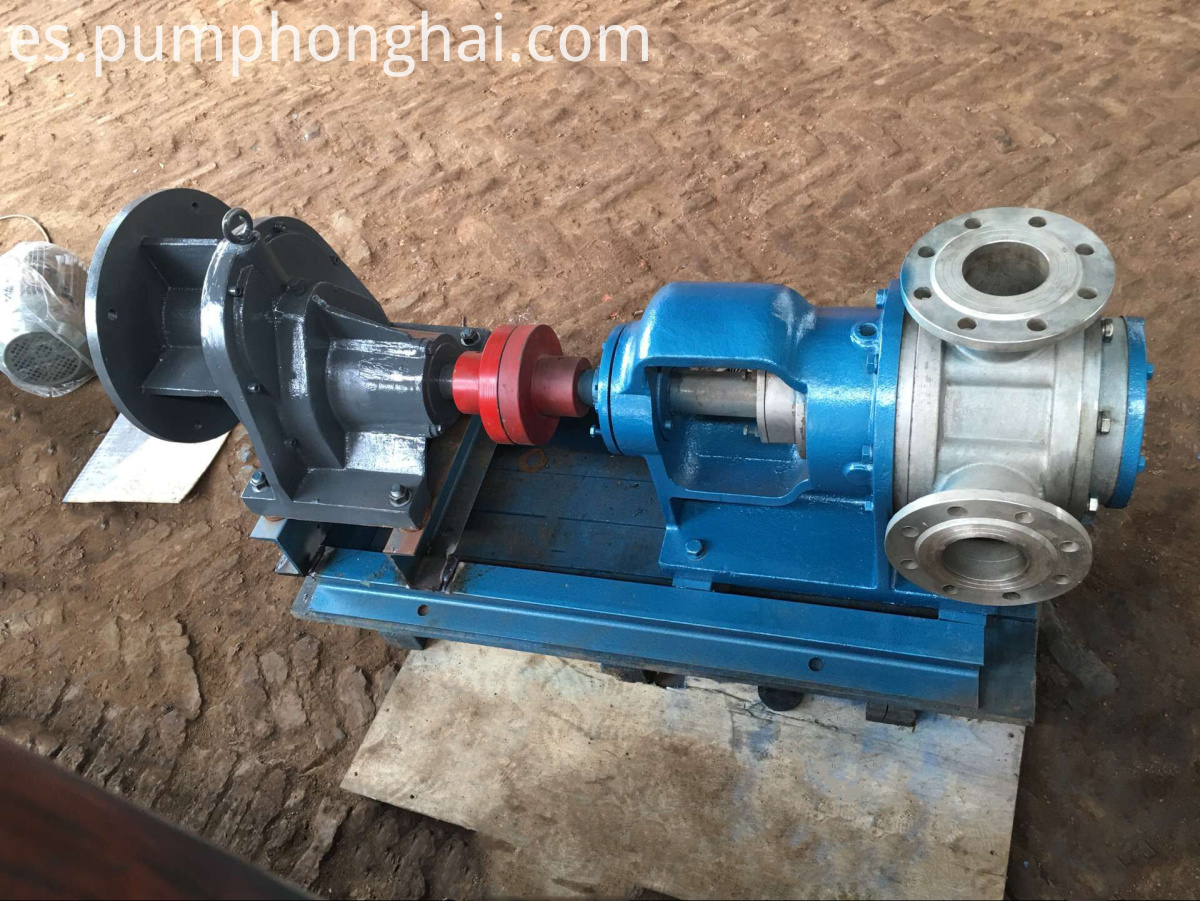 viscous liquid pump