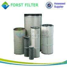 Filtro de ar industrial Filtro de filtro de coleta de poeira