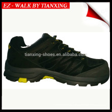 Hiker shoes with composite toe