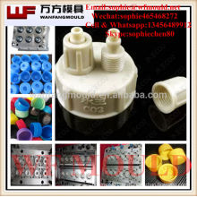 Taizhou molde de tapa de inyección de plástico / china moldeo por inyección empresas que fabrican inyección de molde de tapa de plástico