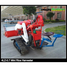 Mini Harvester for Rice and Wheat Harvesting