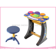 Multifunction Electronic Musical Toys Table Keyboard with Chair