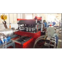 Única camada / dupla camada PE plástico corrugado Vasa de linha de produção de tubos