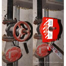 2015 Dispositif de verrouillage de vanne de vanne de sécurité idéale de haute qualité