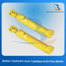 Cilindro hidráulico de trator com duplo efeito para tratores
