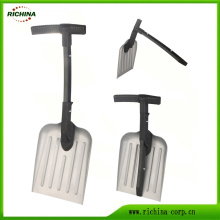 Portable Utility Car Snow Shovel with Telescopic Handle