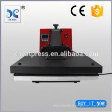 Suporte ao Serviço OEM HP3802 t-shirt máquina de impressão de calor Impressão manual de sublimação