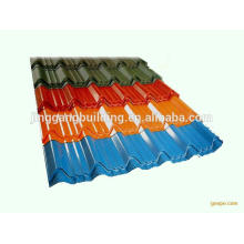 high quality color corrugated steel roofing sheet for container house