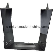 Fabrication d'acier pour machine tout-en-un avec poudre noire revêtue