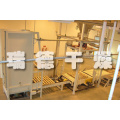 PE particle ton bag packaging system
