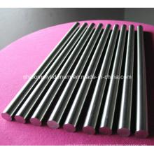 Rods de tungstène de grande pureté pour la croissance de cristal de saphir