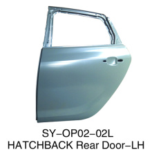 OPEL ASTRA J Rear Door