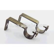 Suporte de prateleira de bronze antigo