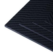 Пластина из углеродного волокна OEM 3k для автоклава
