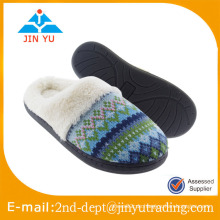 Günstige Bequeme Winter Indoor Warme Hausschuhe für Dame