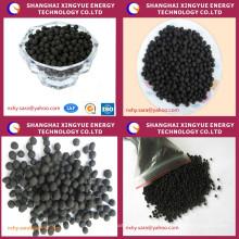 ISO9001 и угля на основе сферического активированного угля норит