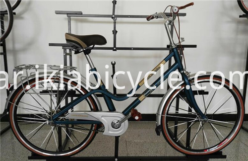 28'' Steel City Bike with Basket