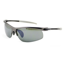 High Quality Alloy Fashion Semi-Frame Sports Sunglass (14309)