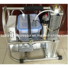 Pompe de remplissage de compresseur à haute pression sans pompe à huile sans huile (Hq-0.03 / 300)
