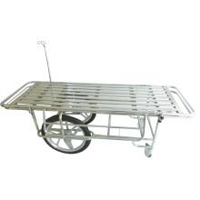 Chariot de civière détachable d'acier inoxydable d'hôpital