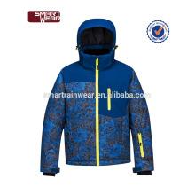 Crianças de alta qualidade roupas grossas jaquetas de esqui