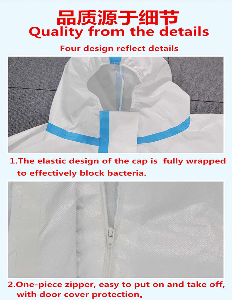 Protection Clothing 7