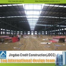Bâtiment et atelier structurels en acier de haute qualité Jdcc1028