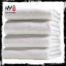 Новое белое полотенце, банные полотенца, отель авиакомпании сжатого полотенце, хлопок полотенце mongram