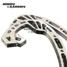 High precision cnc machining aluminum parts Hobbycarbon