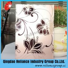 Reliance Dekoratives Fensterglas mit Ce ISO
