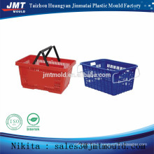 household products plastic injection shopping basket mould