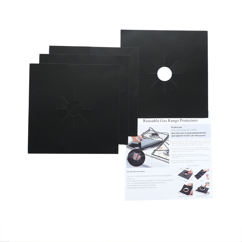 gas stove covers