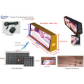 Mobile Outdoor Advertising Car roof LED Display