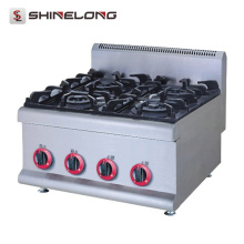 Commercial Kitchen Equipment SS #304 4 Burner electric stove
