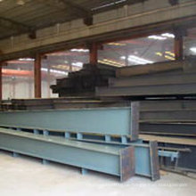 Standard Strukturelle Stahl Hot Rolled H Beam