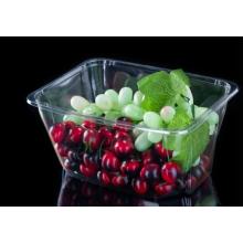8 oz caixa de embalagem de salada de frutas