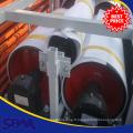 Philippines largement utilisé roche de gravier utilisé en caoutchouc bande transporteuse