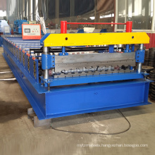 XN-C10 Colour Coated Roofing Sheet Machine
