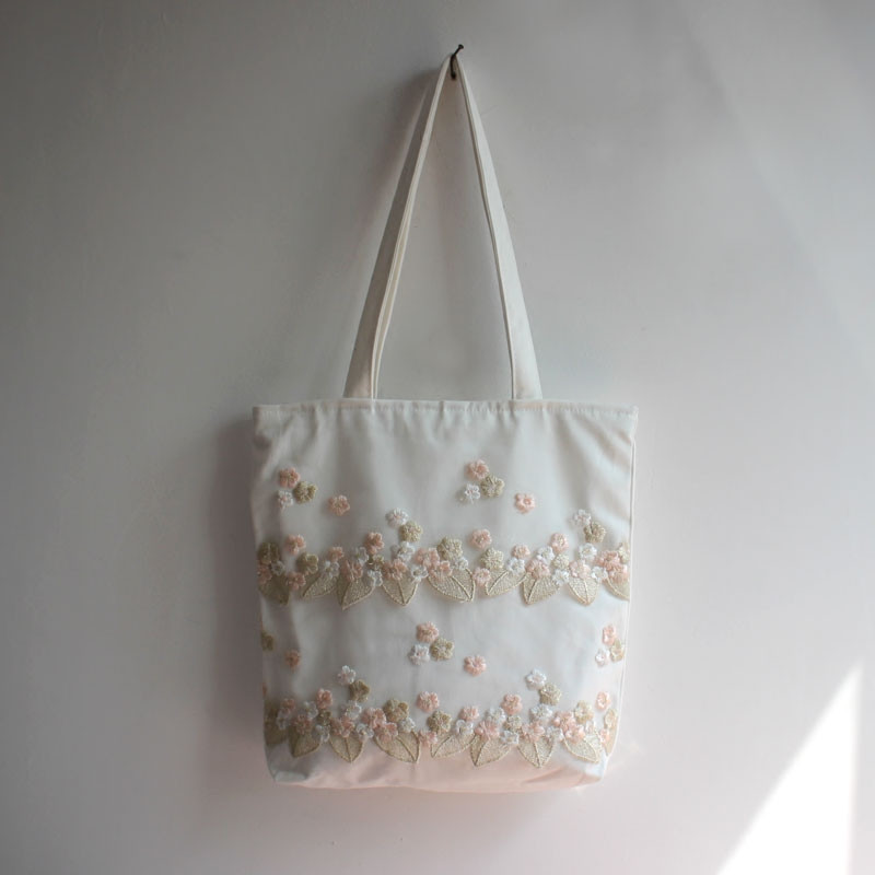 Fashion Bag Embroidery