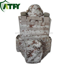 High quality Body armor army vest kevlar jacket plate carrier tactical vest