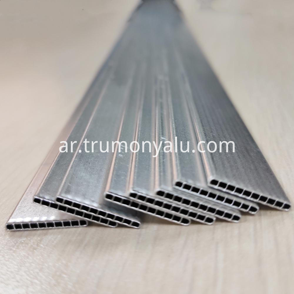Micro Multi Port Extruded Aluminum Tube