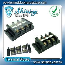 TB-125 Type de barrière électrique Screw 125A Connecteur de fil de cage de ressort