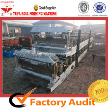 Roof panel cold roll forming machine for sale